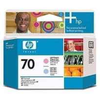 HP CABEZAL CIAN CLARO/ MAGENTA CLARO DESINGJET z2100 z3100 z3200 C9405A