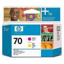 HP CABEZAL DE IMPRESION MAGENTA Y AMARILLO PHOTOSMART PRO B9180 - Nº70
