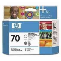 HP CABEZAL DE IMPRESION POTENCIADOR DEL BRILLO Y GRIS DESIGNJET Z3100 - Nº70