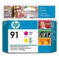 HP CABEZAL DE IMPRESION MAGENTA Y AMARILLO DESIGNJET Z6100 - Nº91