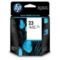 HP DESKJET 710/720/815/870/880/890/895/1120/1125 CARTUCHO COLOR Nº23, 370 PAGINAS