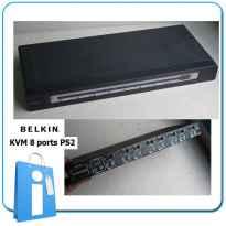 CONMUTADOR KVM PS/2 Y VGA X8 BELKIN OMNIVIEW PRO2