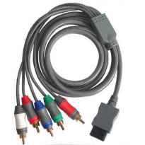 CABLE HDTV AV POR COMPONENTES PARA WII SATYCON