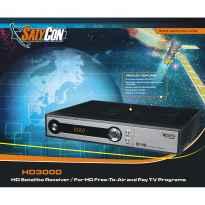 RECEPTOR SATELITE ALTA DEFINICION SATYCON HD3000