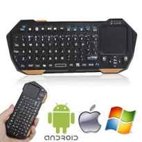 TECLADO BLUETOOTH IPAD / IPHONE / ANDROID TOUCHPAD