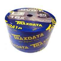 DVD-R 16X 4.7GB TRAXDATA BOBINA 50 UNIDADES