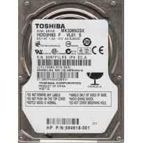 "DISCO DURO 2.5"" SATA 320GB TOSHIBA MK3276GSX 9MM"