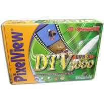 SINTONIZADORA SATELITE PIXELVIEW DTV 3000 CON M/D