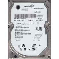"""DISCO DURO 3.5"""" SATA HDD SEAGATE 60GB ST96812AS"""