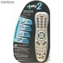 MANDO DISTANCIA UNIVERSAL JOLLY SAT 2 EN 1 SAT/TV