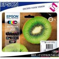 Epson Cartucho Multipack 202 5 Colores